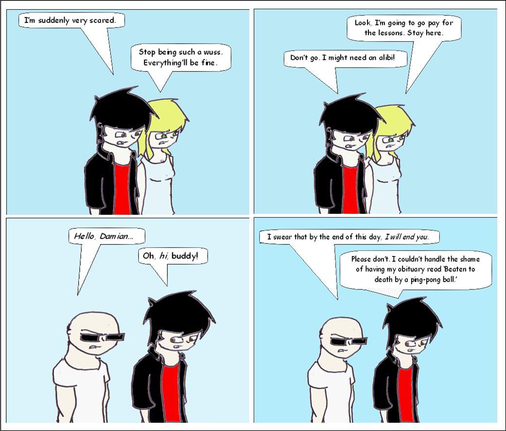 119: Suicide by Sarcasm
