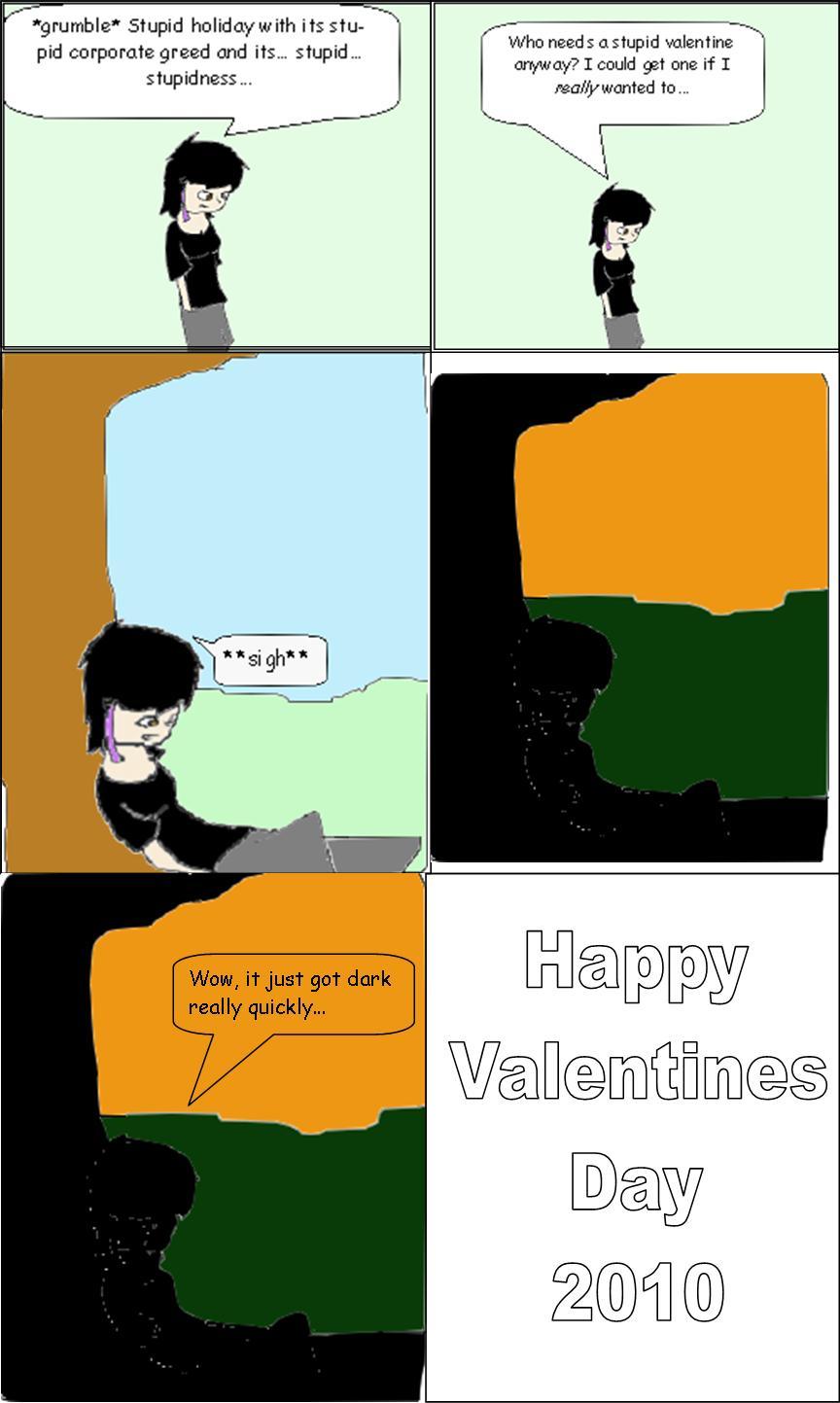 41: Valentines day